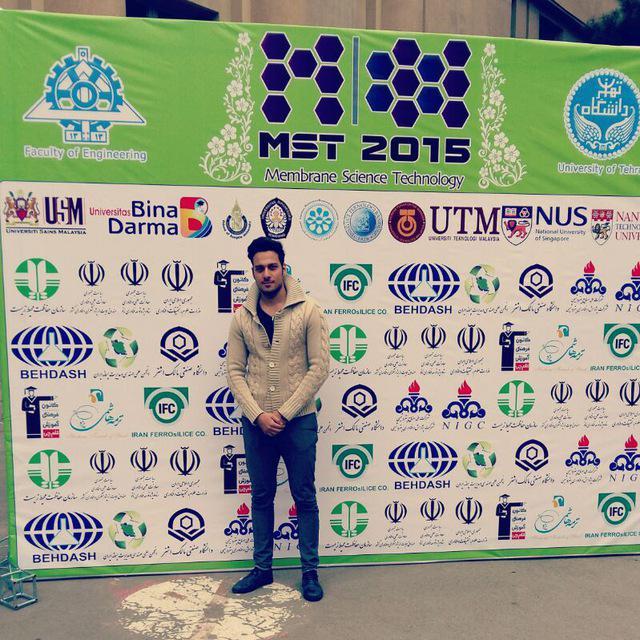 امید اصغری بنیان گذار آکادمی مهندسی شیمی