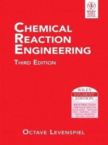دانلود کتاب سینتیک و طراحی راکتور لون اشپیل chemical reaction engineering levenspiel